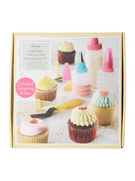 Linea Cupcake making set