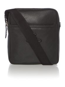 Classic orb man pouch bag
