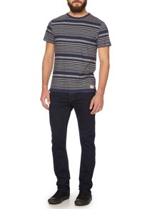 norton variagated stripe t-shirt