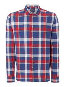 Ripley Multi Check Long-Sleeved Shirt