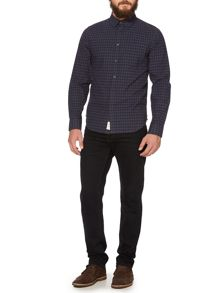 Overdale Gingham Long-Sleeved Shirt