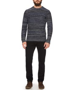 sandsend crew neck jumper