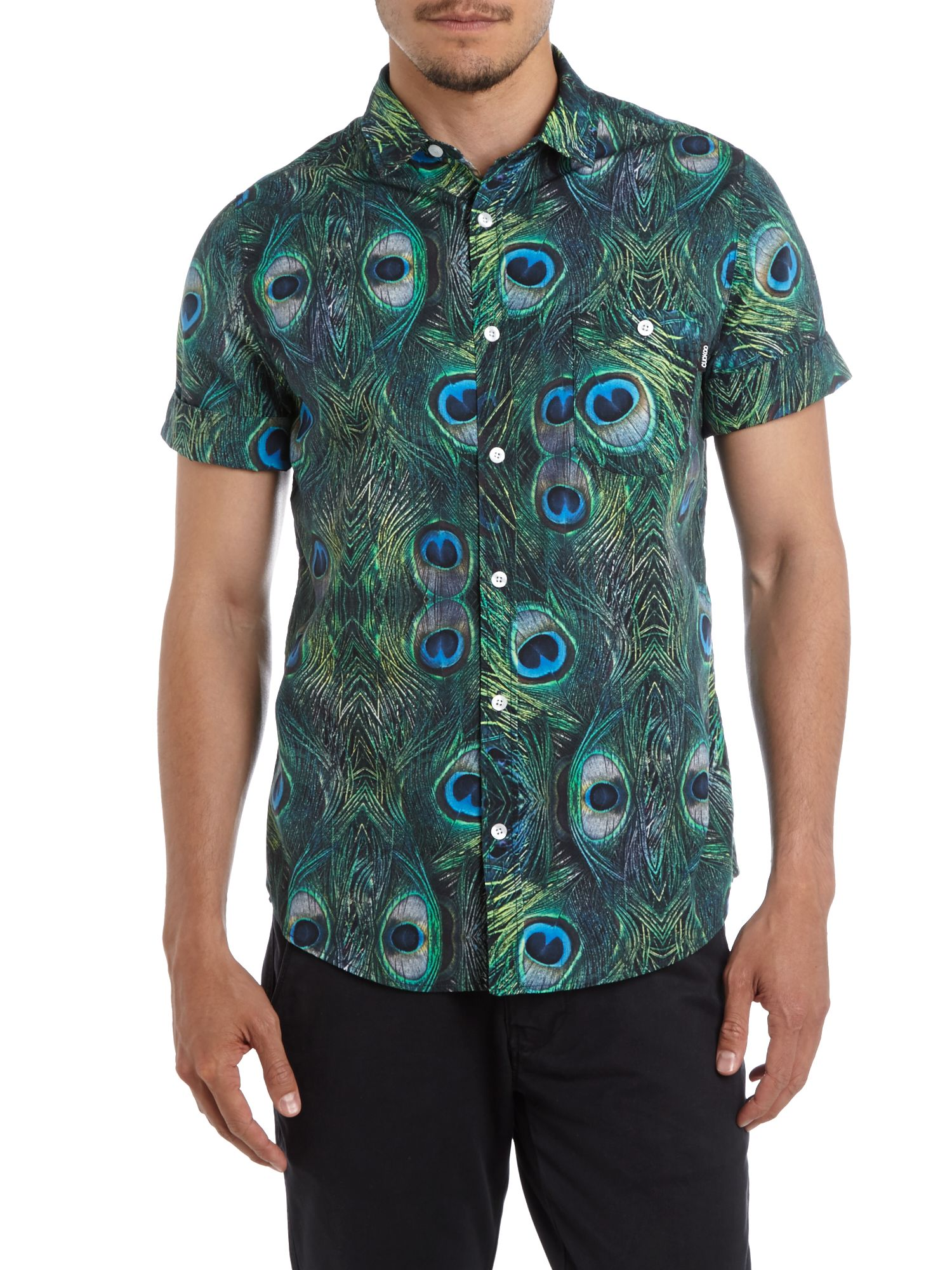 Selection short sleeve shirt