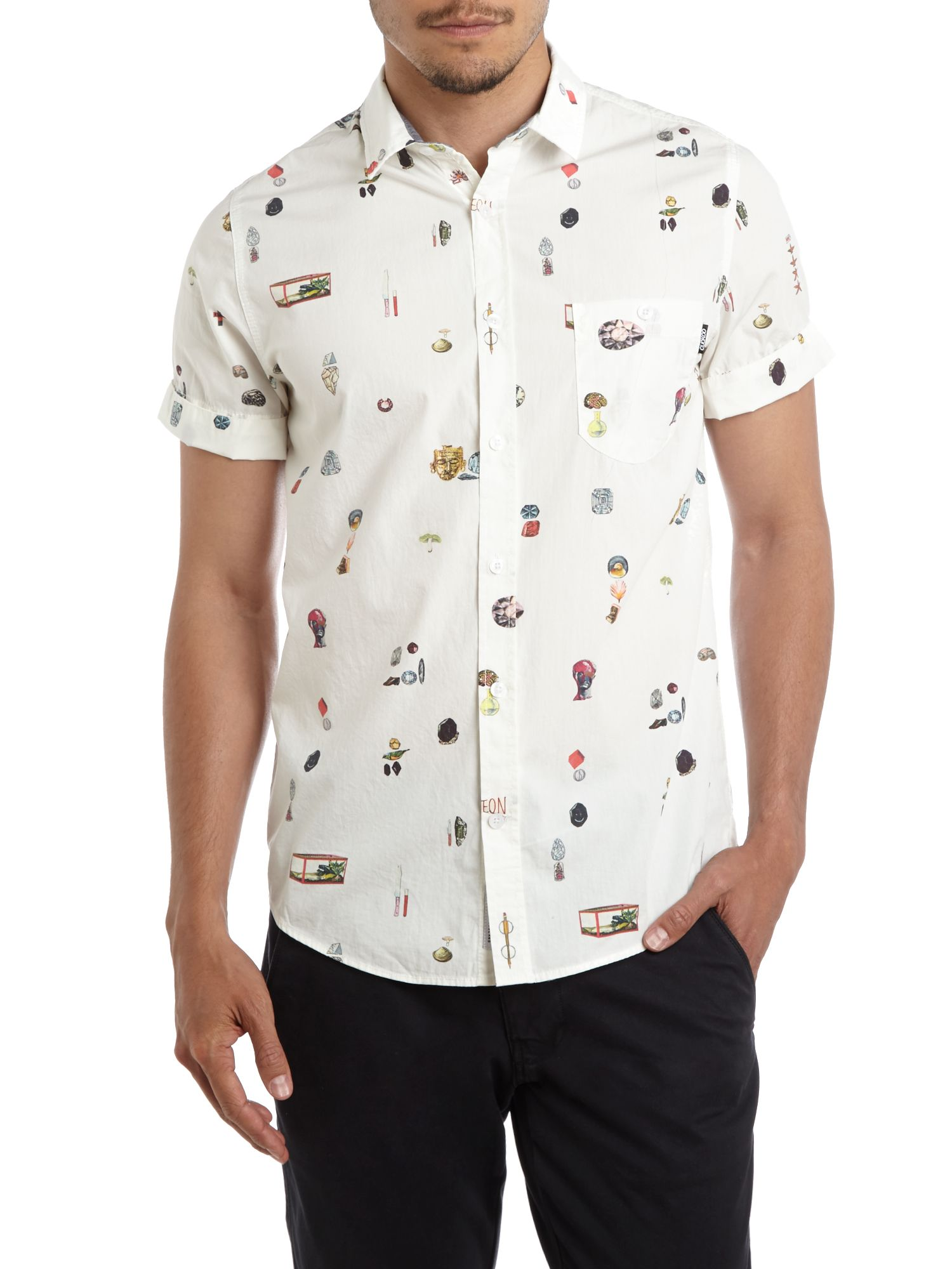 Random short sleeve shirt