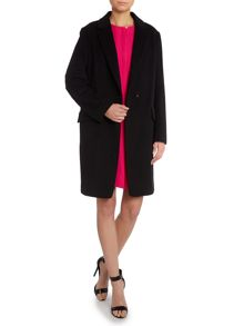 Hoss Intropia Long Sleeve Coat