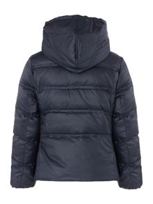 Polo Ralph Lauren Girls small pony padded jacket