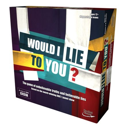 Esdevium Would I Lie to You? Board Game