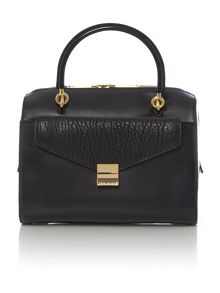 Black removeable clutch small cross body bag
