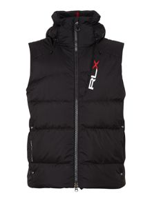 New cor down gilet