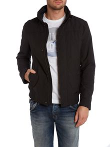 2 pocket zip up jacket