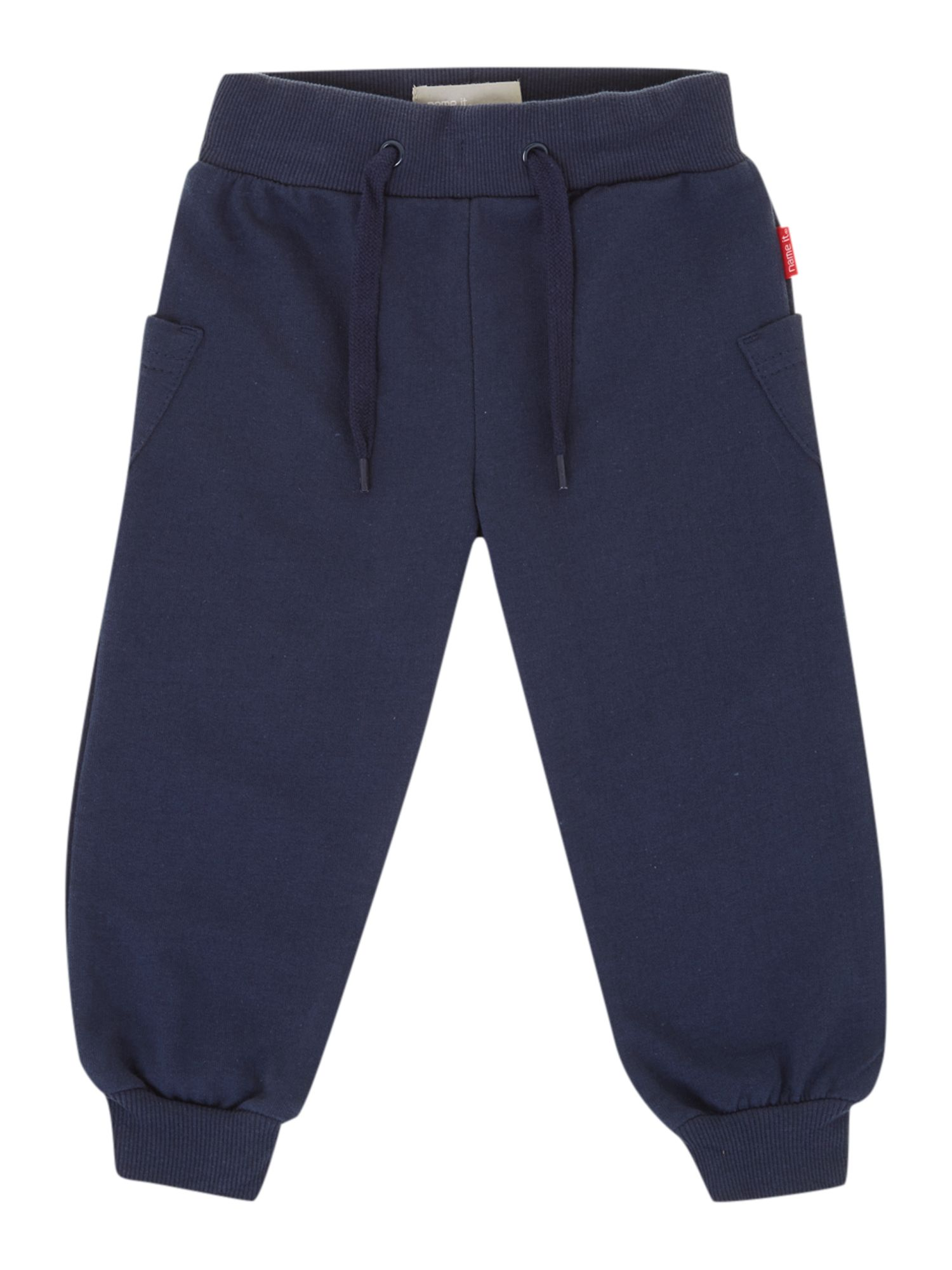 Boys jersey tracksuit bottom