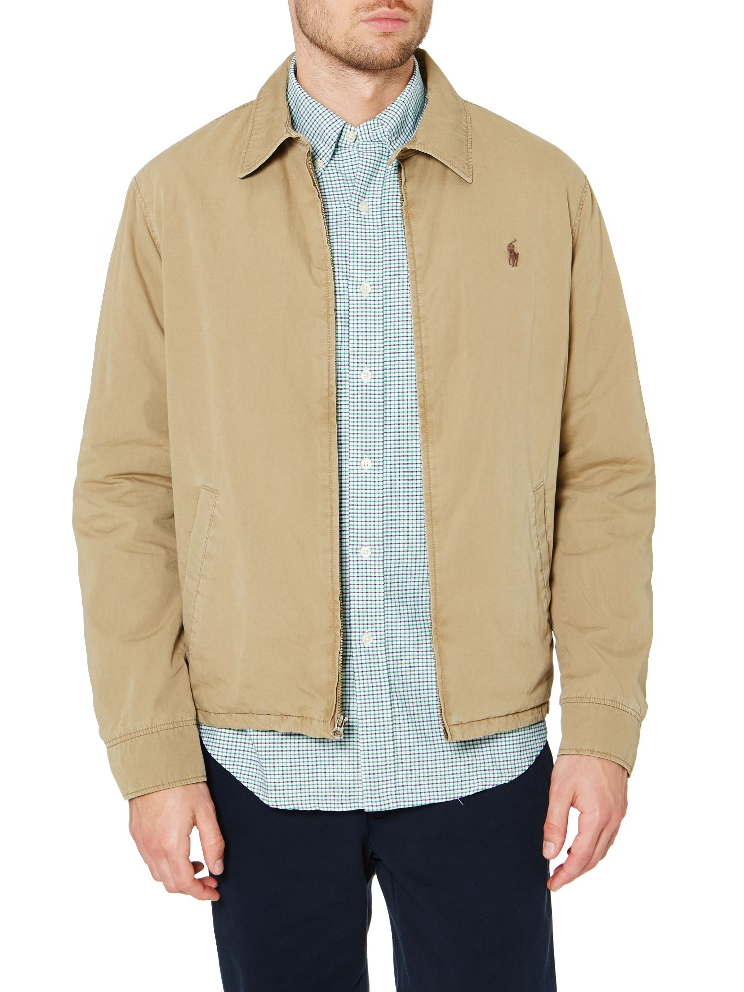 Landon windbreaker