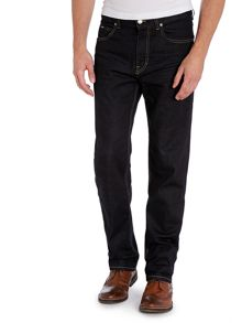 Alabama straight leg dark indigo jean