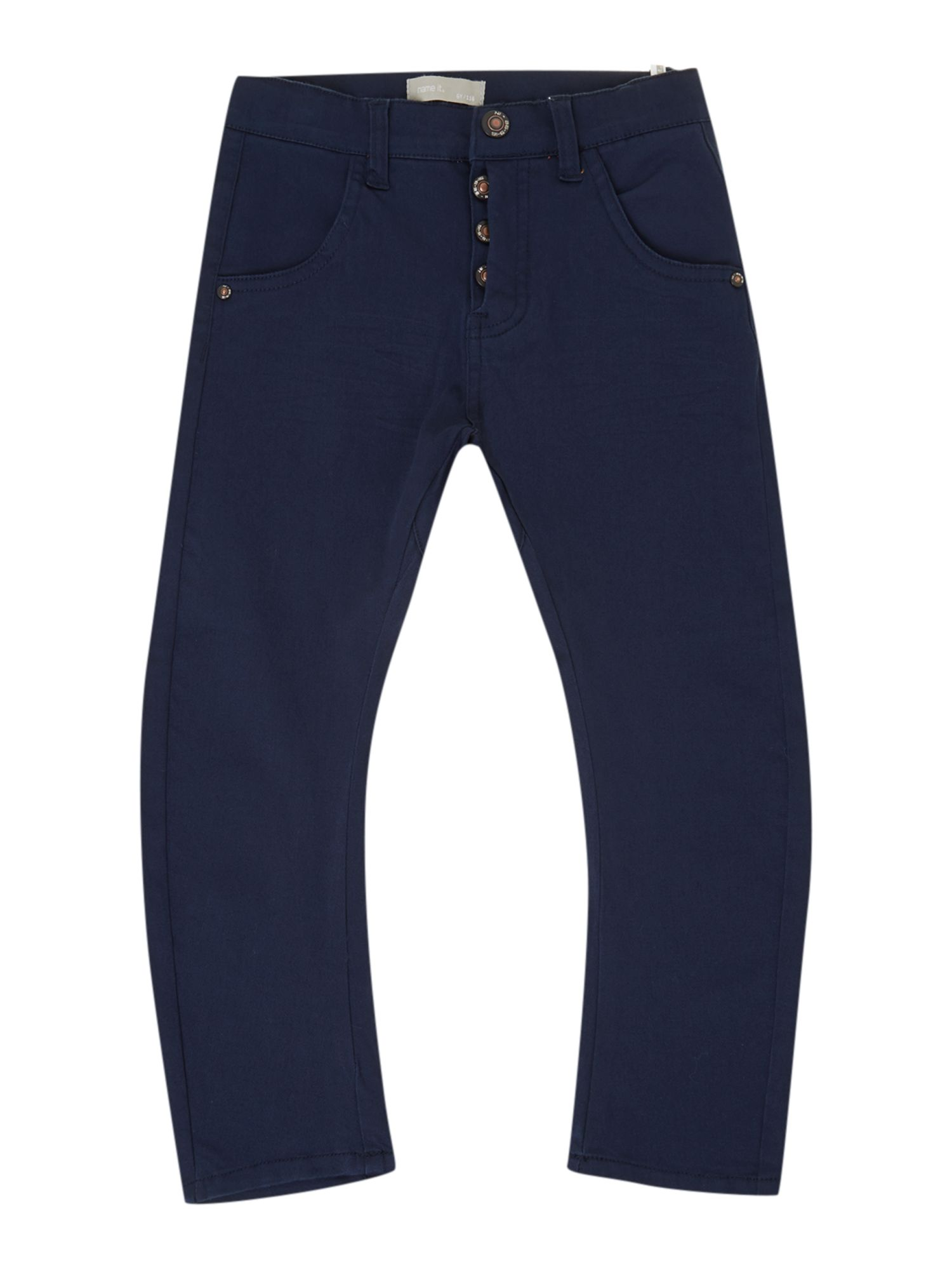 Boys anti fit chino trouser