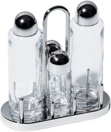 Alessi Condiment Set