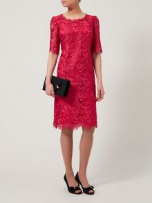 Luxury lace tunic