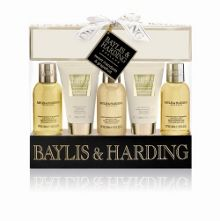 Sweet Mandarin & Grapefruit 5 Piece Gift Set