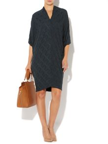 Tania Texture Kite Dress