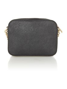 Jet set travel black small chain cross body