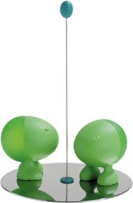 Lilliput Salt & Pepper, Green