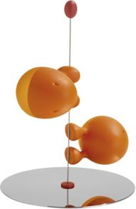 Lilliput Salt & Pepper, Orange