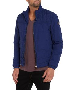 Padded Blouson Two Pocket Jacket