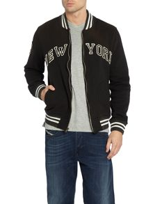 New York baseball jacket