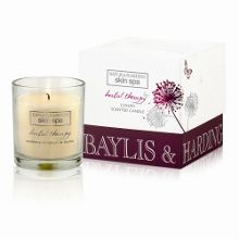 Mulberry, Hollyhock & Thyme Candle