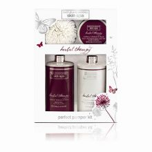 Mulberry, Hollyhock & Thyme Body Radiance Set