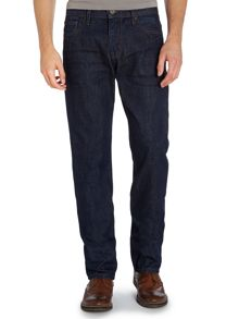 Orange 58 relaxed it escape wash jean