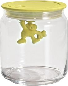 Gianni Jar, Small, Yellow