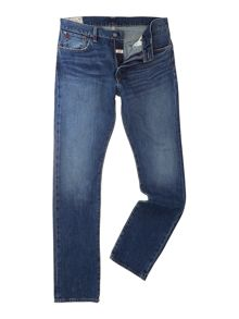 Straight fit hampton jeans