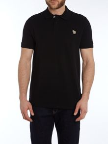 Zebra Logo Polo Shirt
