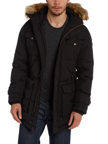 Hugo Boss Padded Blouson Two Pocket Jacket