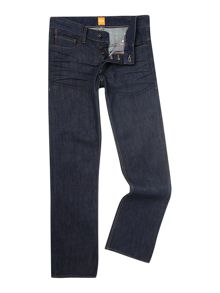 Orange 25 regular fit escape wash jean