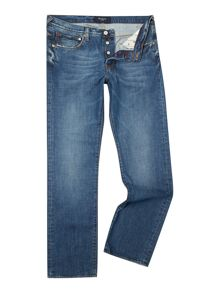 Paul Smith Jeans Standard Regular Light Wash Jeans