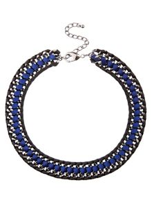 Threaded Chain Necklace