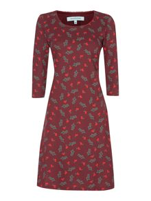 sally picot bush dress
