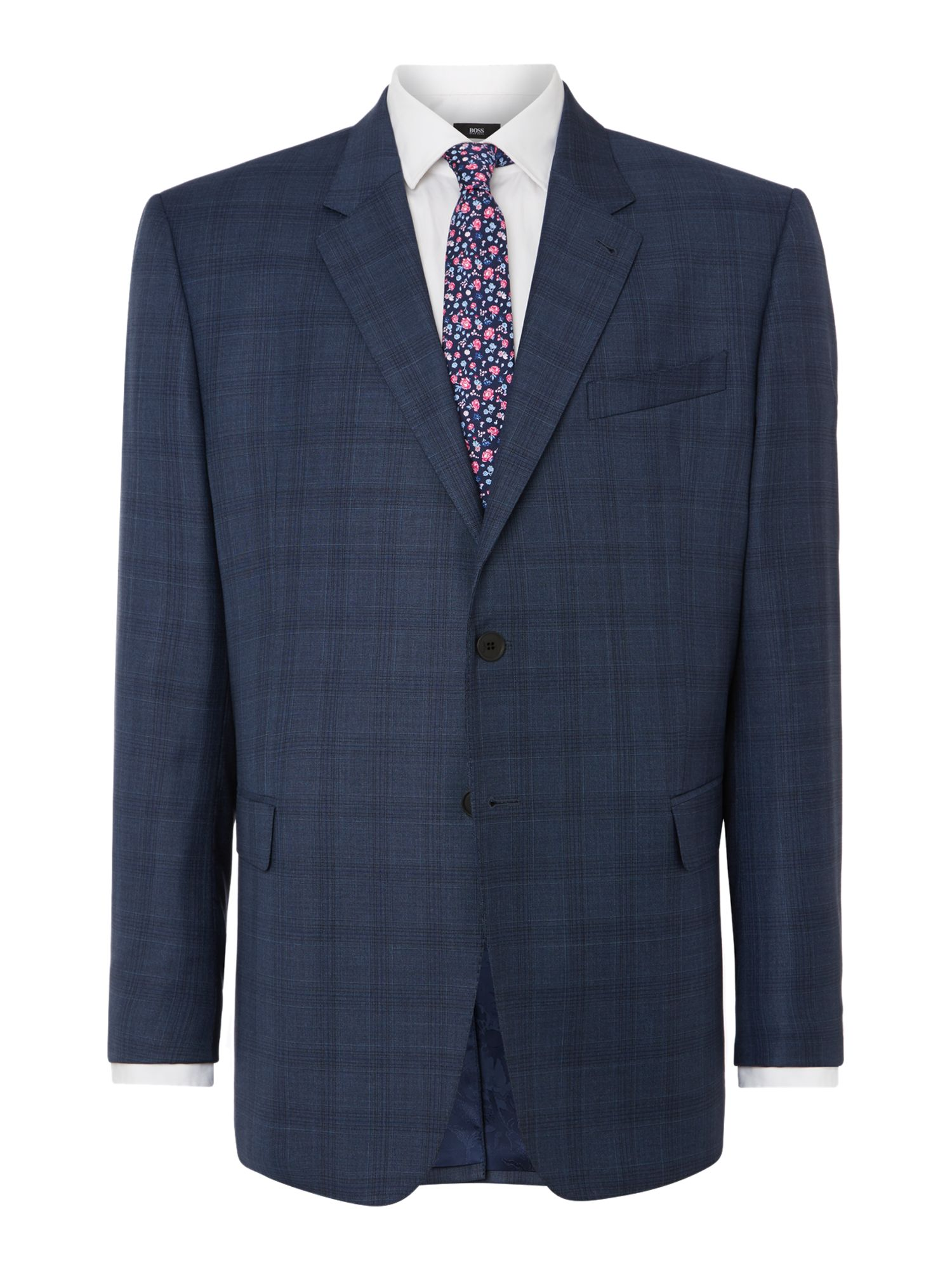 Men's Paul Smith London Byard Slim Fit Prince Of Wales Check Suit
