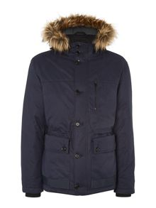 mountain parka hooded jacket