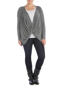 Plus Size Twist knit