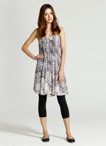 Tansy Zip Front Dress