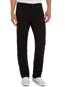 Levi's 504 regular straight leg moonshine jeans