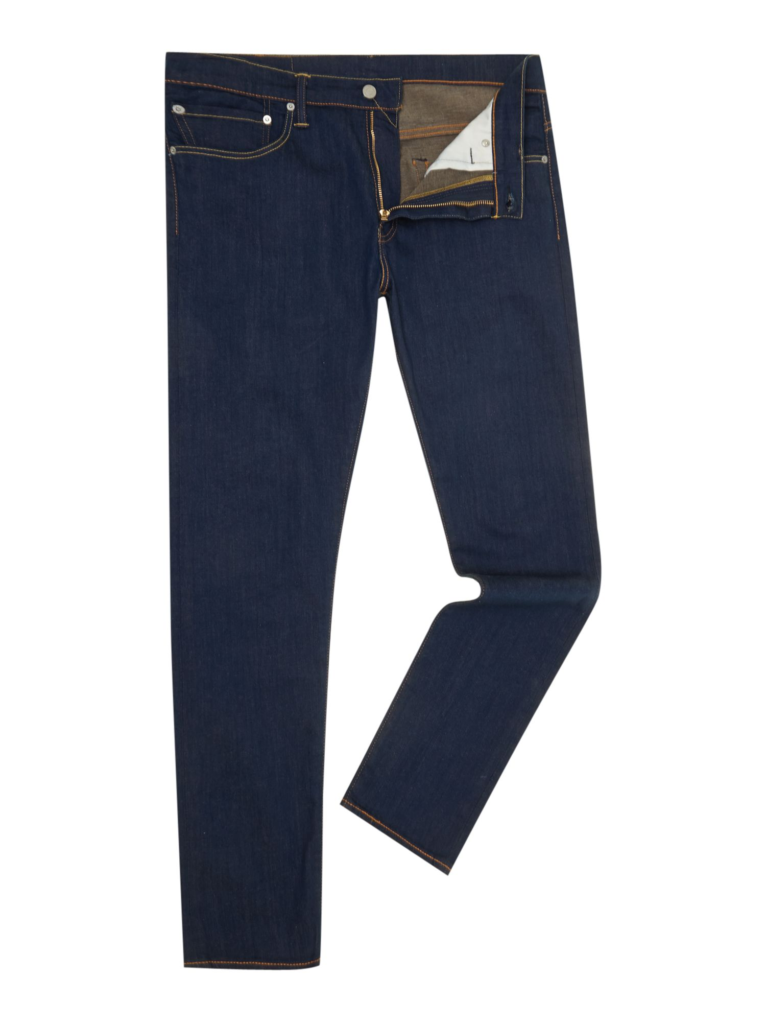 520 skinnt taper fit jean