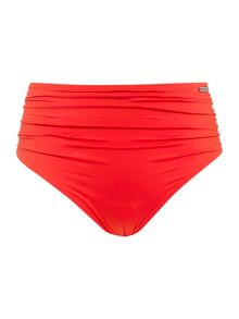 Versailles deep gathered control lined brief