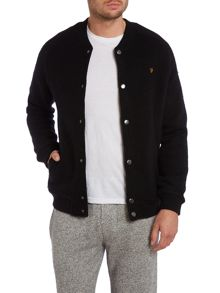 Farah Wool bomber jacket