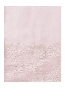 Lace Border Scarf