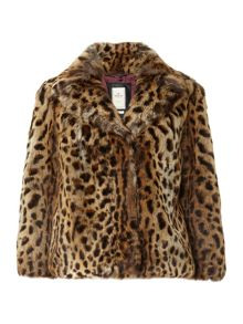 Lapin Fur Jacket