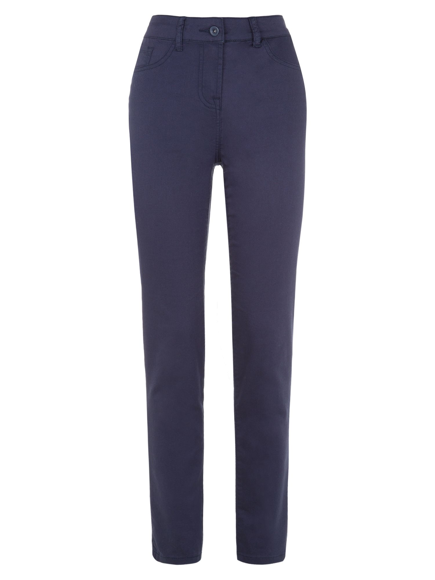 Soft indigo jegging
