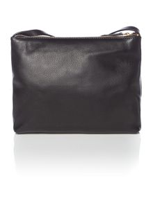 Dashwood black cross body bag